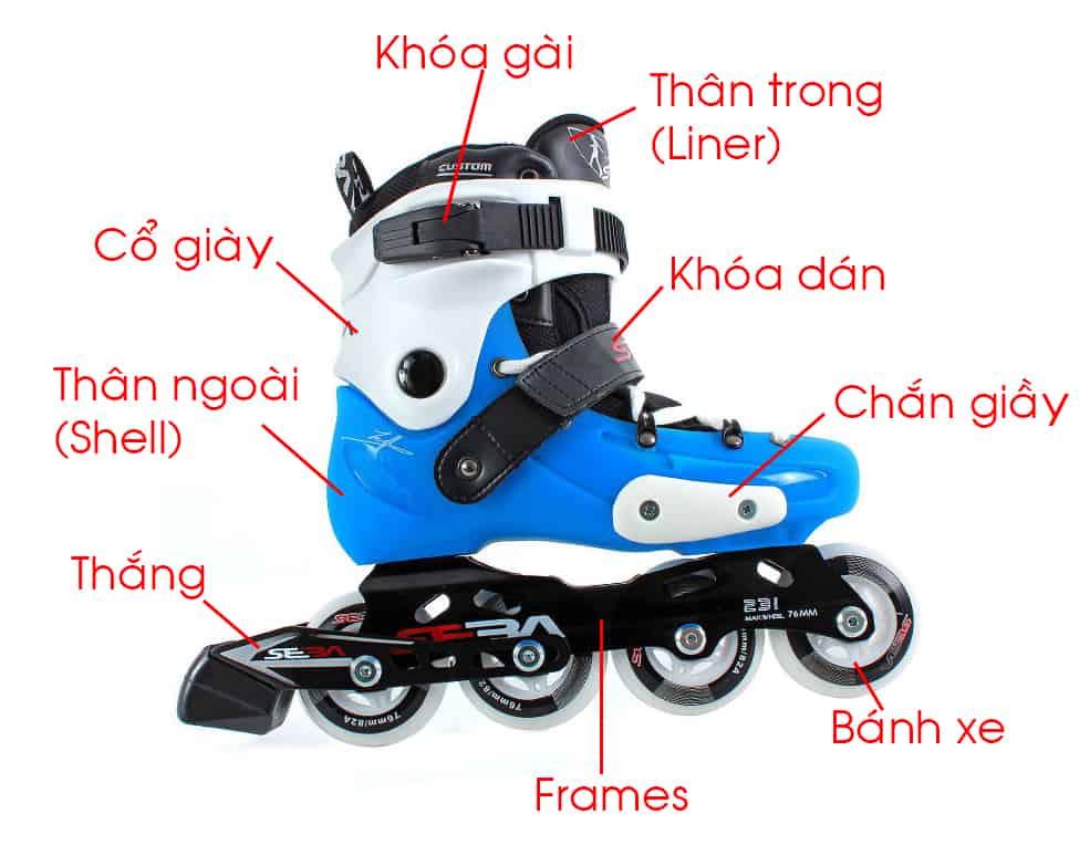 Địa chỉ sửa giày patin tốt nhất ở Hà Nội và TP.HCM