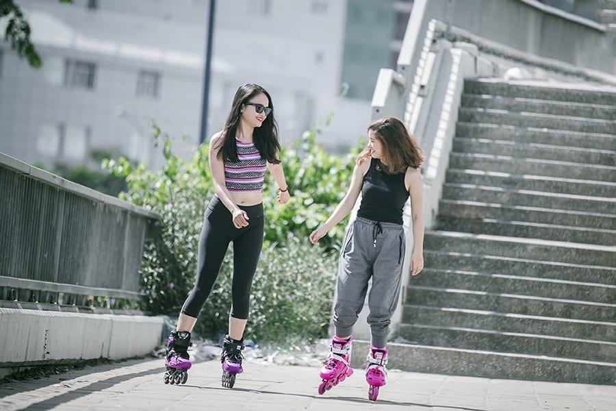 Bán giày patin giá rẻ chất lượng tốt tại TPHCM