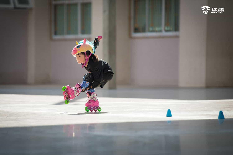 Mua giày trượt patin cho bé 3 tuổi và những điều quan trọng cần biết
