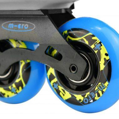 Giày Patin Micro Discovery | Bánh xe cao su chất lượng cao êm khi trượt