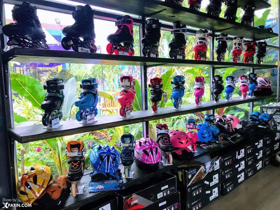 Địa chỉ mua giày trượt Patin tại TPHCM