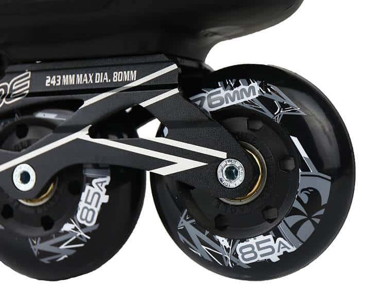 Giày Patin Flying Eagle FBS | Bánh xe cao su bám đường và ổn định khi lăn