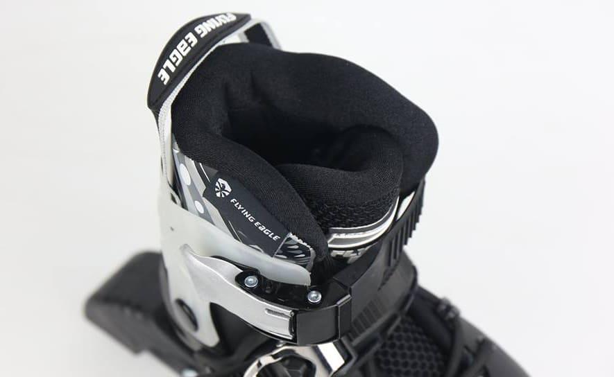 Giày Patin Flying Eagle S6S | Lót trong chất liệu êm ái thoáng khí