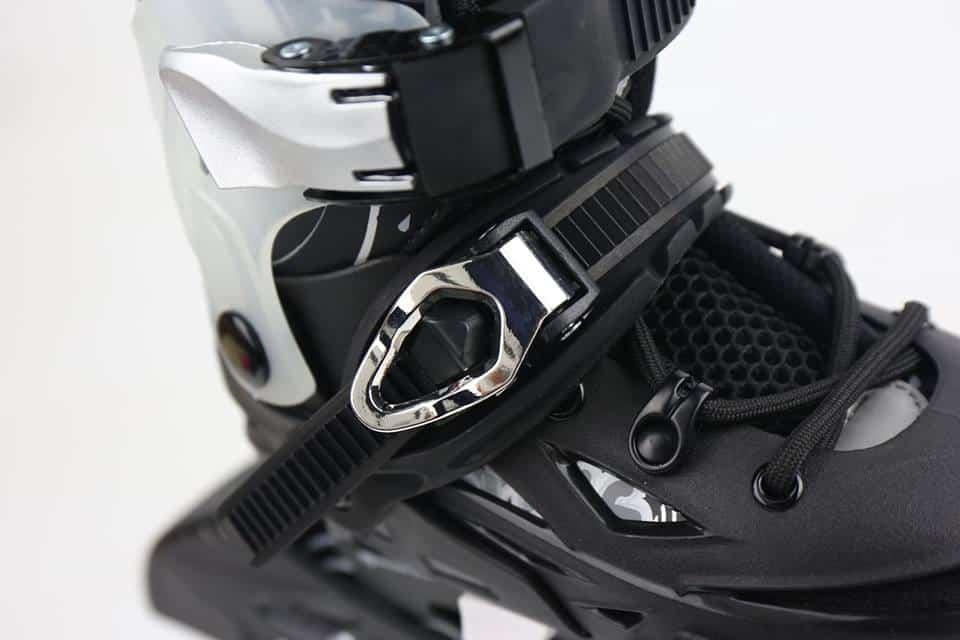 Giày Patin Flying Eagle S6S | Khóa thân hỗ trợ xiết ôm chân