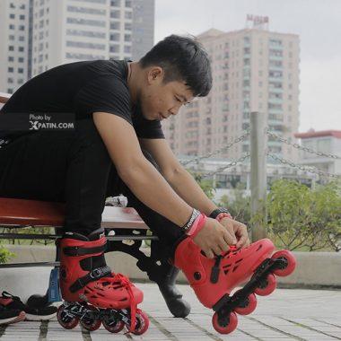 Giày Patin Micro MT Plus | Mẫu giày Patin người lớn với bộ vỏ nhựa siêu chất lượng