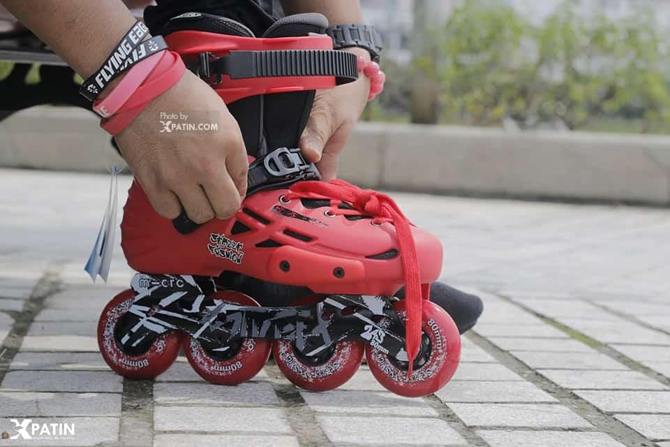 Giày Patin Micro MT Plus | Sản phẩm phù hợp cho nhiều thể loại chơi