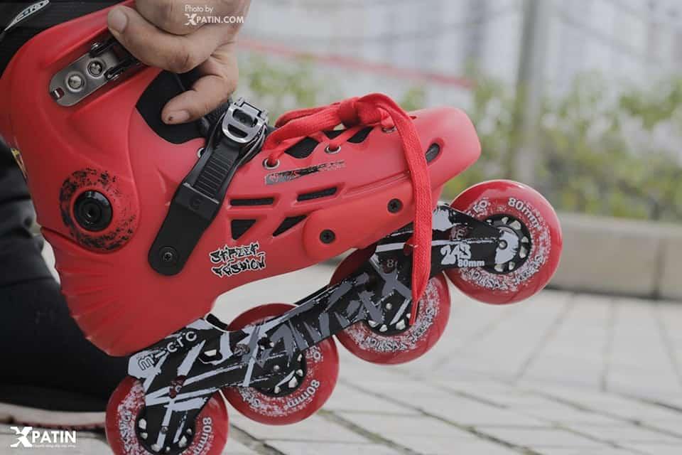 Giày Patin Micro MT Plus | Chi tiết cấu thành nên sản phẩm chất lượng cao