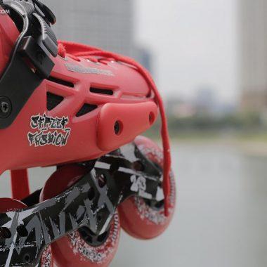 Giày Patin Micro MT Plus | Các chi tiết giày dễ dàng tháo lắp và thay thế