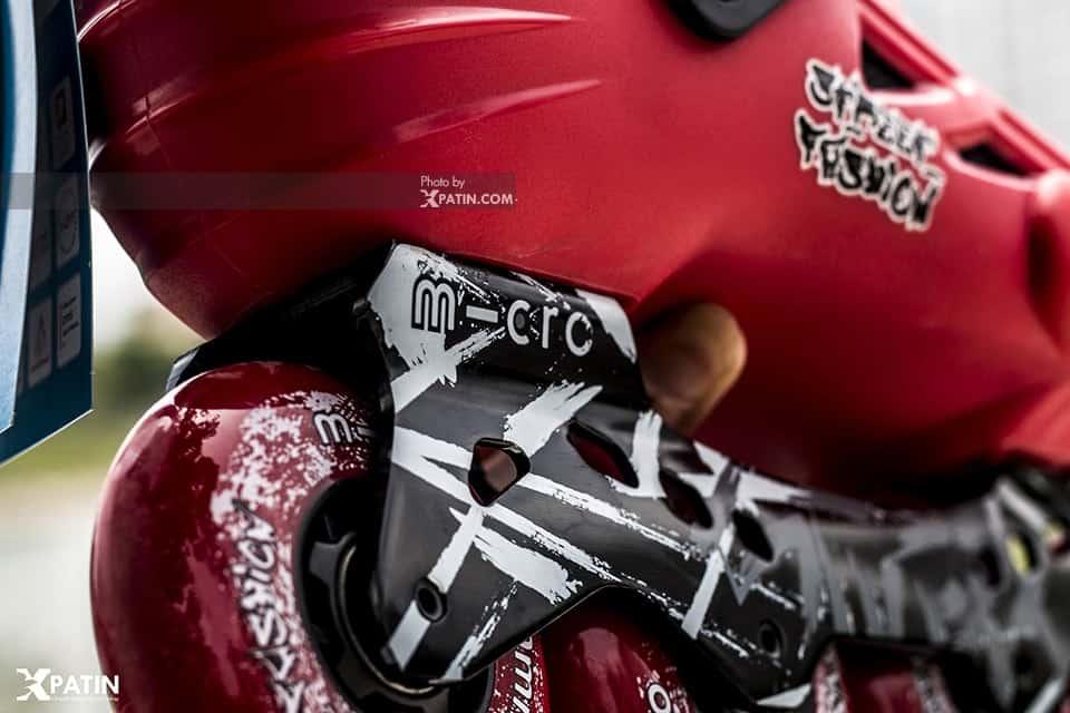 Giày Patin Micro MT Plus | Frame (càng) sắc nét chất lượng, khả năng chịu tải lớn lên đến 150kg
