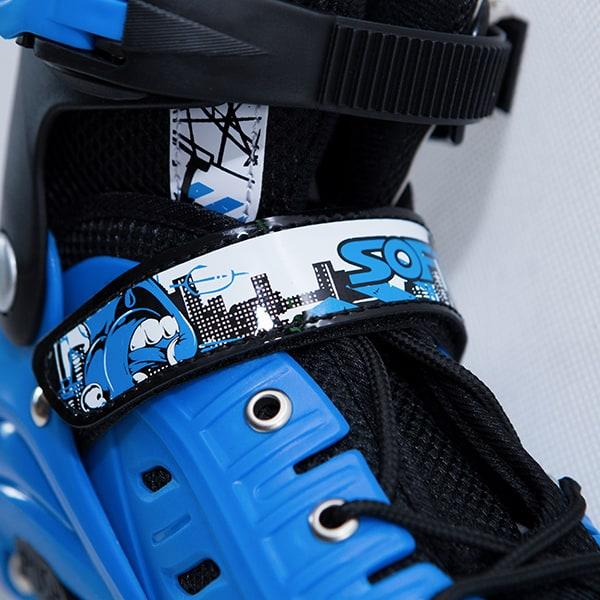 Giày Patin SOFT A1 | Khóa thân giày dán dễ dàng thao tác