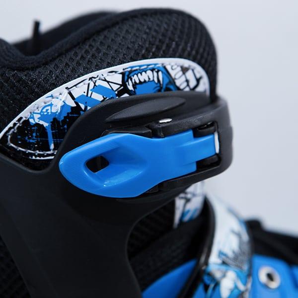 Giày Patin SOFT A1 | Khóa đóng cổ giày nhựa chắc chắn