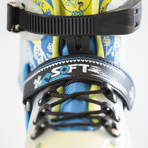 Giày Patin SOFT C2 | Khóa thân giày đơn gian dễ thao tác