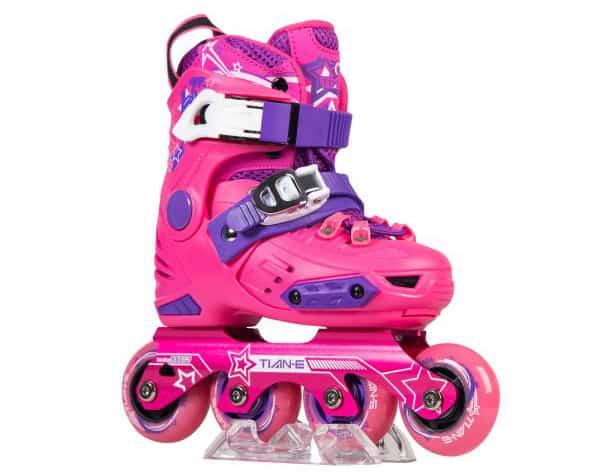 Giày Patin SOFT C3 | Thân giày vỏ nhựa chịu va đạp cao