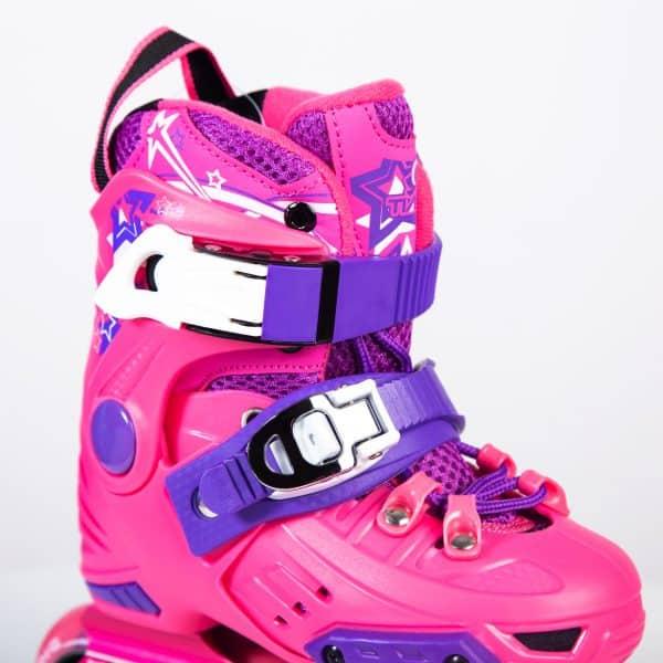 Giày Patin SOFT C3 | Khóa giày hỗ trợ xiết chắc chắn thoải mái khi vận động