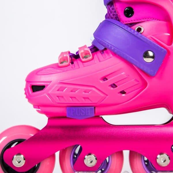 Giày Patin SOFT C3 | Chỉnh size dễ dàng chỉ với 2 thao tác