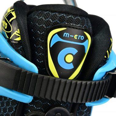 Giày Patin Micro Discovery | Khóa cổ giày Patin ôm chân
