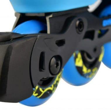 Giày Patin Micro Discovery | Phanh (thắng) an toàn dễ dàng tháo lắp hoặc thay thế khi mòn