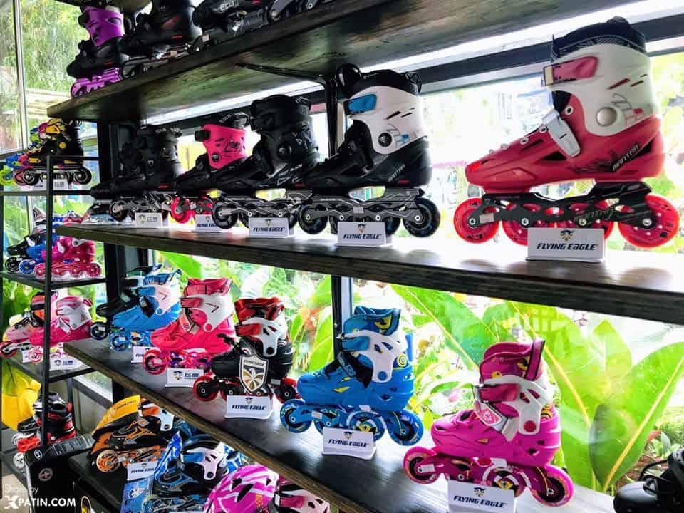 Shop bán giày trượt Patin ở TPHCM