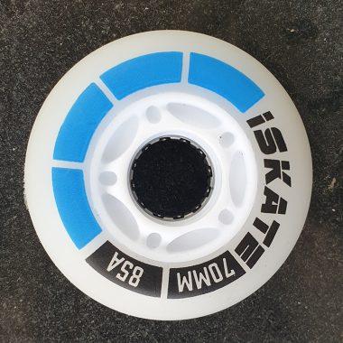 Bánh đèn ISKATE - Blue