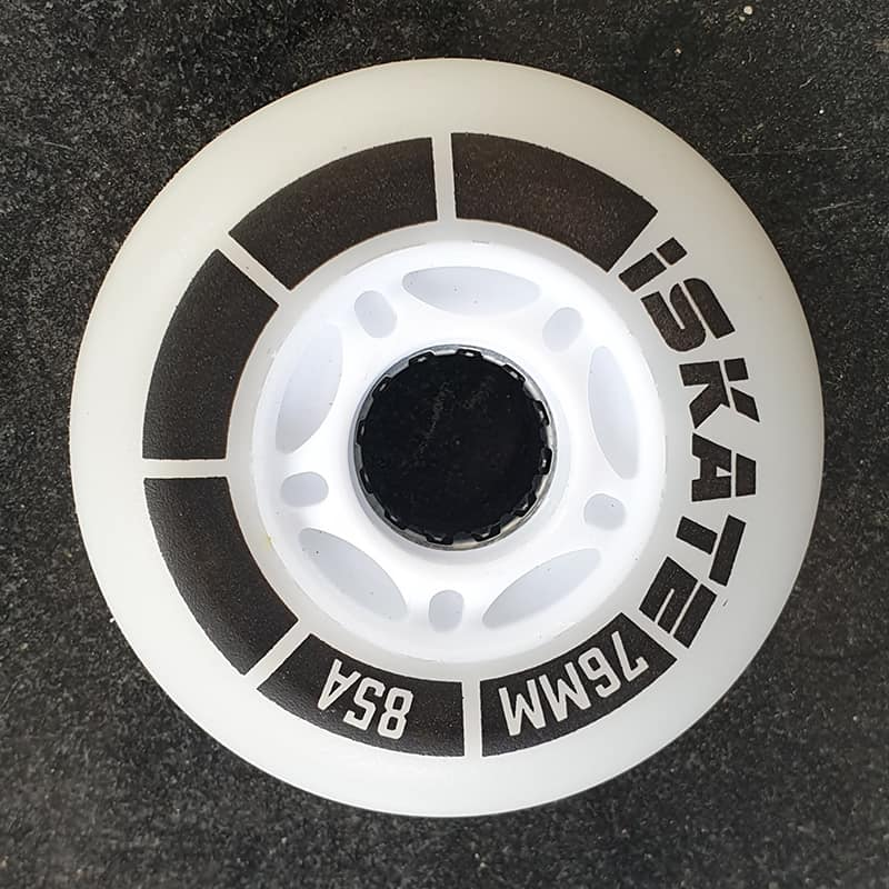 Bánh đèn ISKATE - Trắng