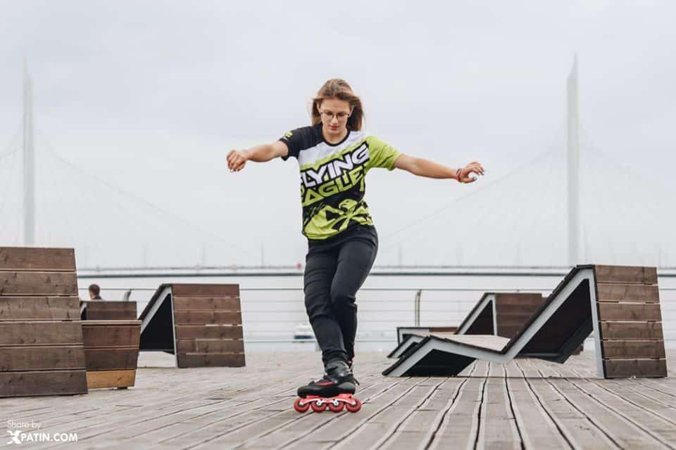 Giày Patin Flying Eagle Drift 2 được các Skater chuyên nghiệp ưa chuộng