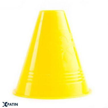 Cốc tập chơi Slalom màu vàng