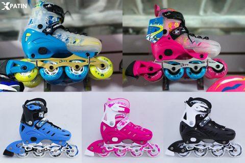 Hai mẫu giày Patin trẻ em giá rẻ vạn người mê