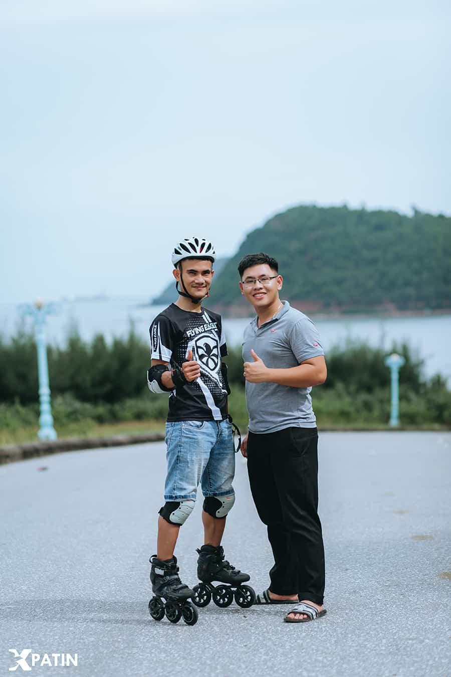 Trượt Patin chinh phục dốc tại khu du lịch Bãi Lữ Nghệ An ảnh 4