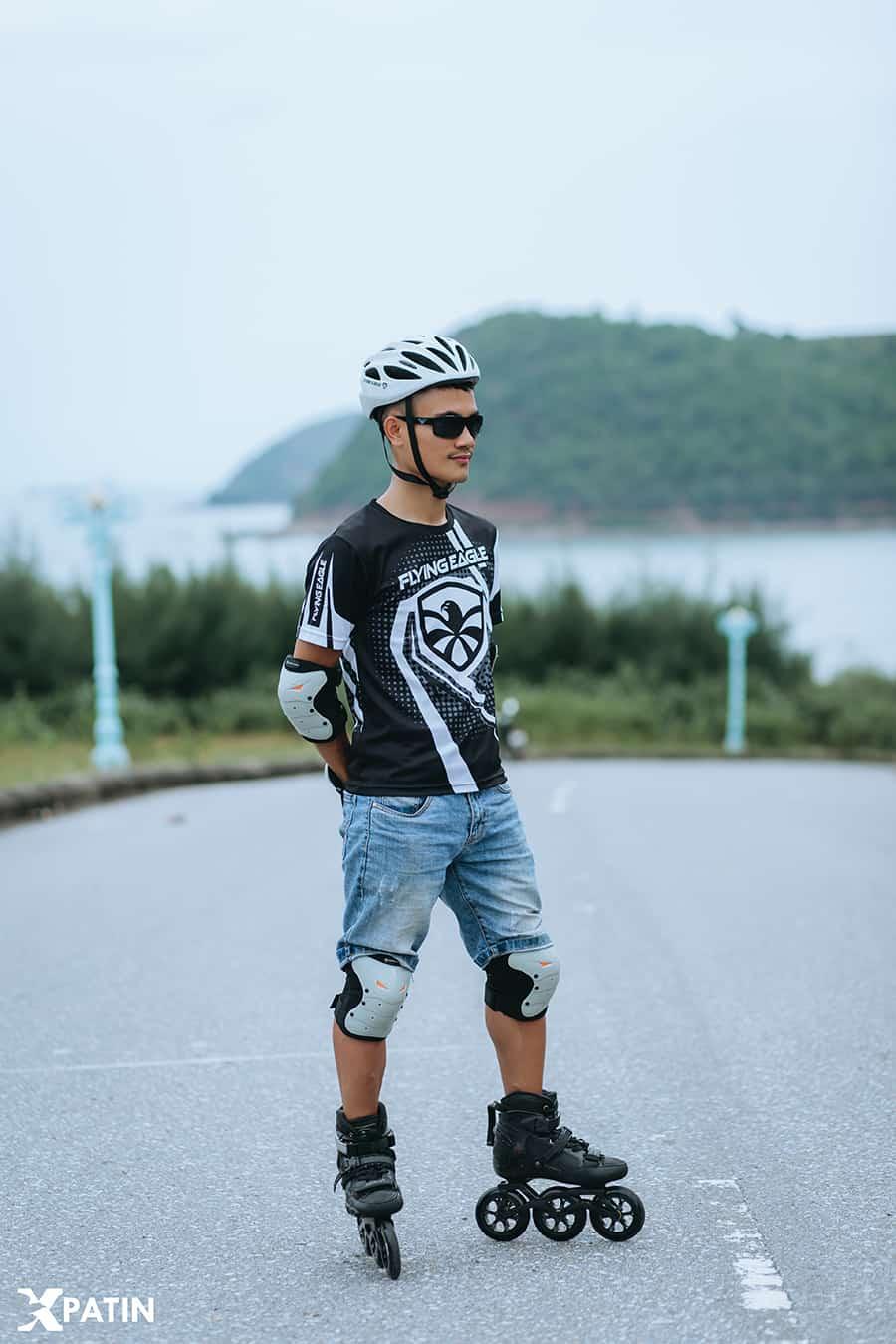 Trượt Patin chinh phục dốc tại khu du lịch Bãi Lữ Nghệ An ảnh 6