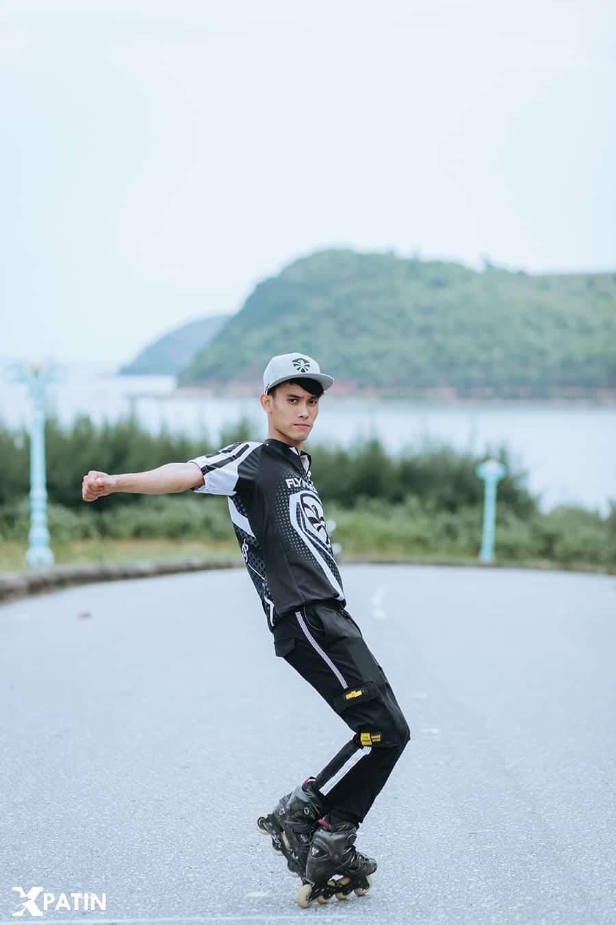 Trượt Patin chinh phục dốc tại khu du lịch Bãi Lữ Nghệ An ảnh 8
