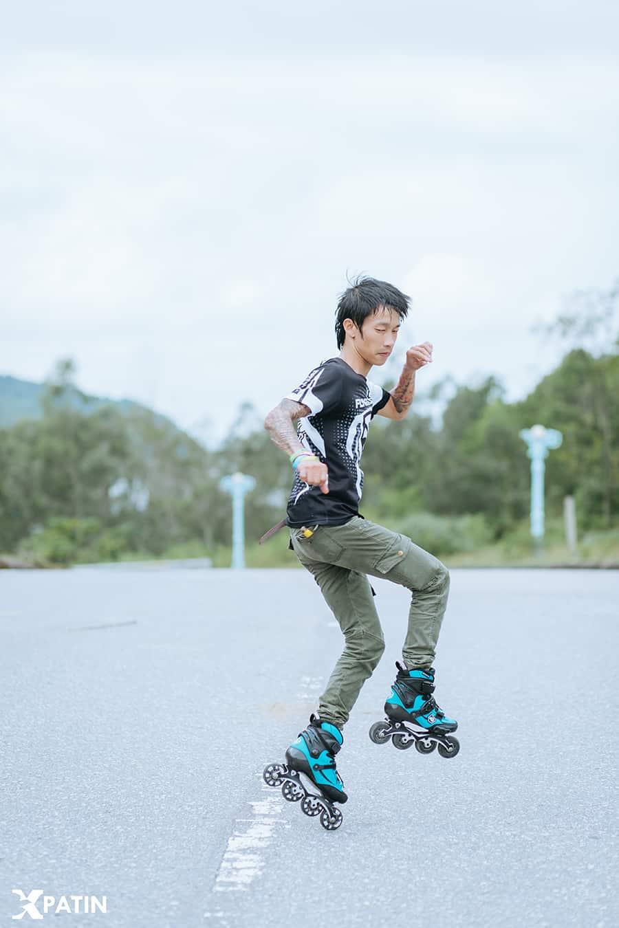 Trượt Patin chinh phục dốc tại khu du lịch Bãi Lữ Nghệ An ảnh 9