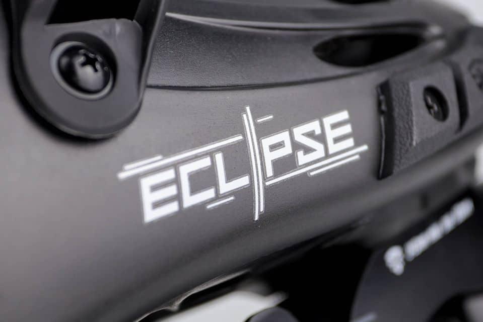 Giày Patin Flying Eagle F5S+ Eclipse Plus | Ký hiệu Eclipse sắc nét