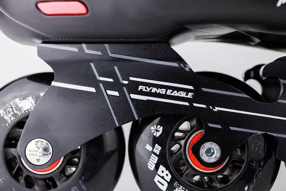 Giày Patin Flying Eagle F5S+ Eclipse Plus | Khung Frame CNC chịu tải trọng cao