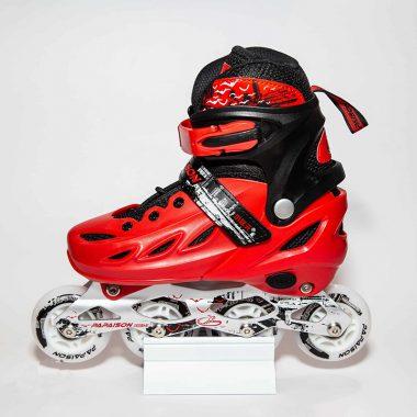 Giày Patin Papaison màu đỏ