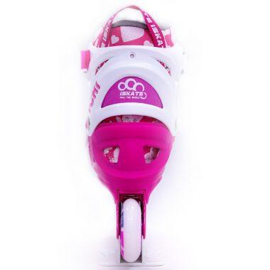 Giày Trượt Patin iSkate ICHI màu hồng Xpatin2
