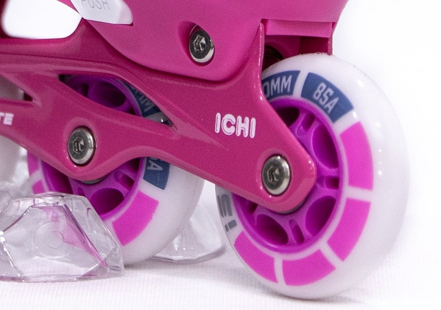 Giày Trượt Patin iSkate ICHI màu hồng Xpatin3