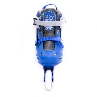 Giày Trượt Patin iSkate ICHI màu xanh Xpatin3