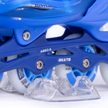 Giày Trượt Patin iSkate ICHI màu xanh Xpatin7