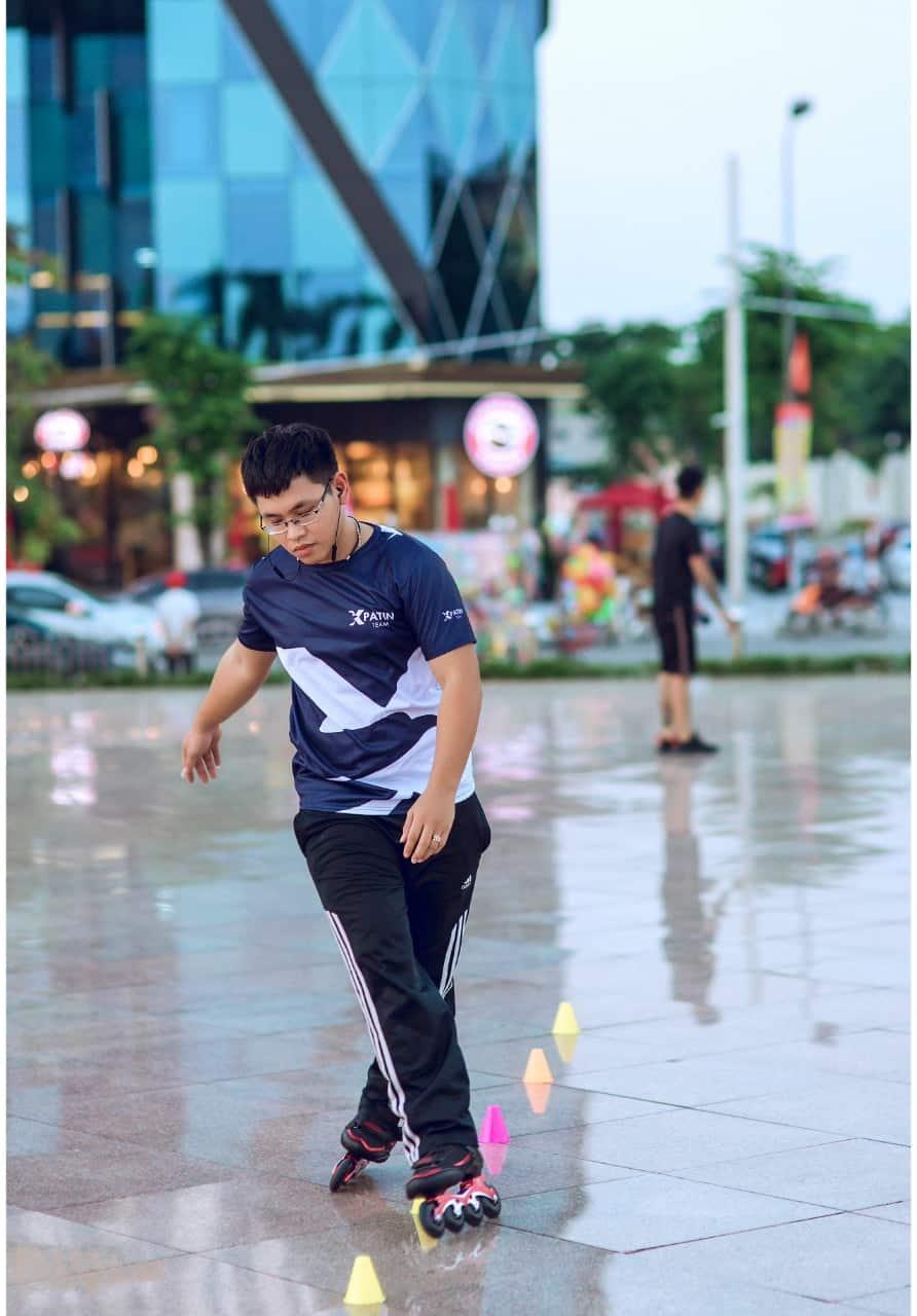 Trượt Patin tại Vinh -Nghệ An