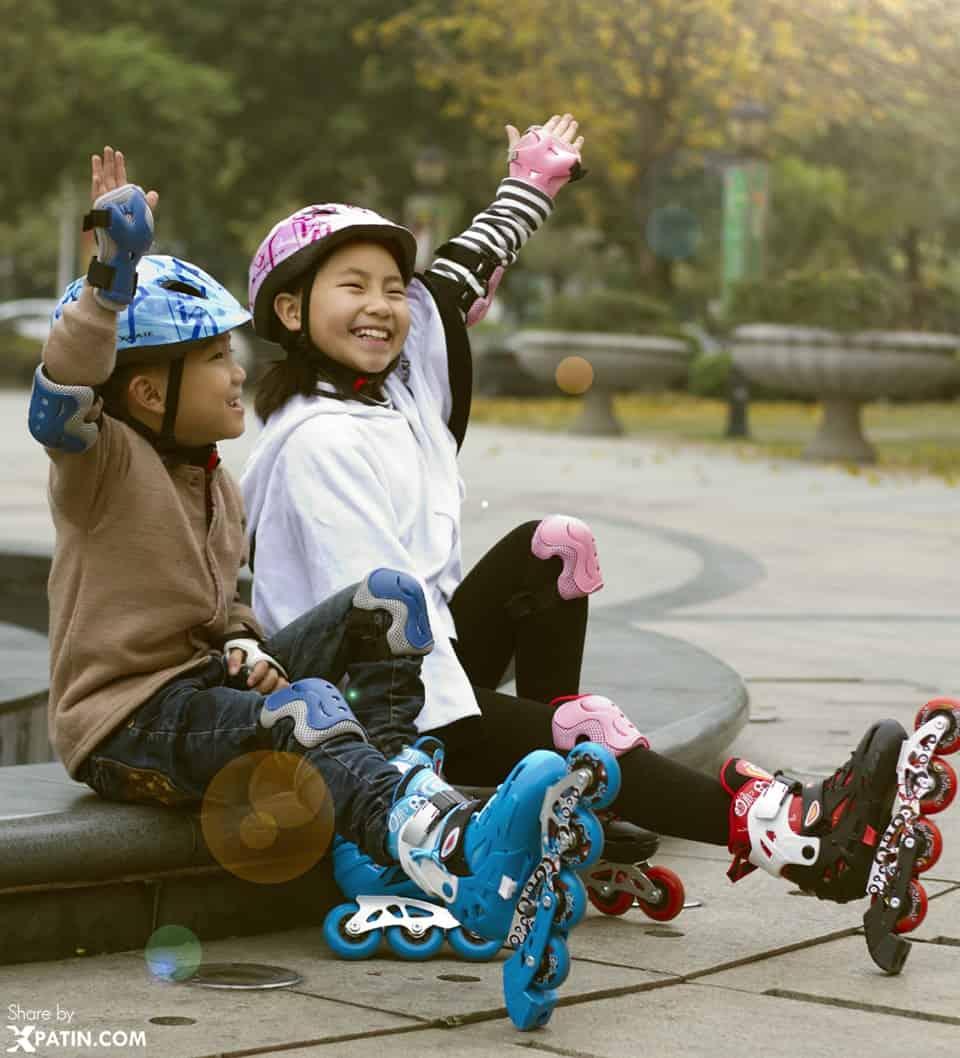 Cách chọn giày trượt Patin cho bé từ 3 đến 5 tuổi