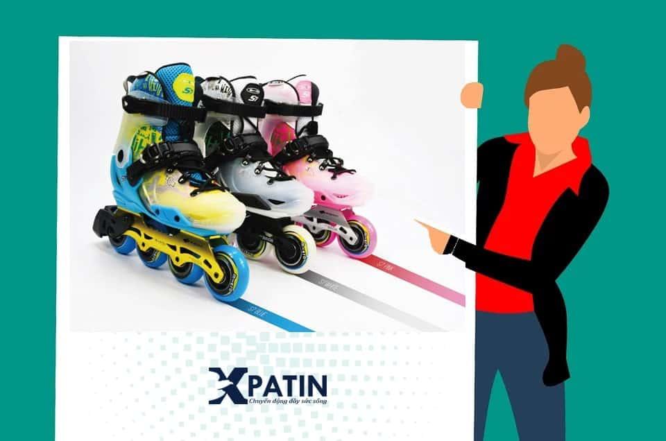 Cho thuê giày trượt Patin tại Hà Nội