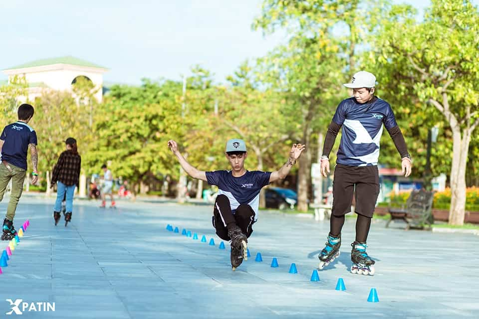 CLB dạy trượt patin uy tín tại TP Vinh