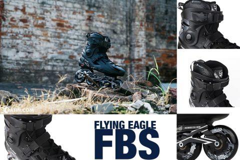 Đánh giá giày patin Flying Eagle FBS Fast Blade