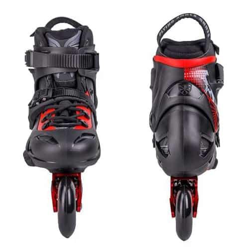 Giày patin Flying Eagle F7 Optimum 2020 | Thân giày siêu cứng chịu va đập cực tốt