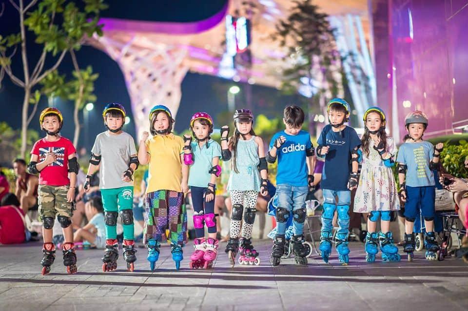 Giày patin trẻ em giá rẻ TPHCM