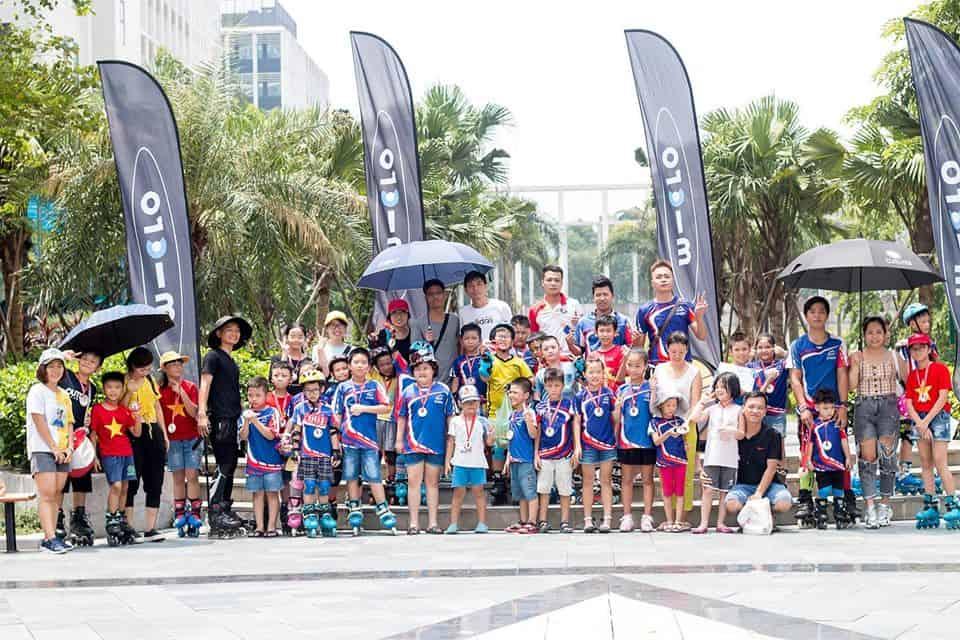 Học viên GOX Academy Hải Phòng tham gia giải do Xpatin tổ chức tại Hà Nội