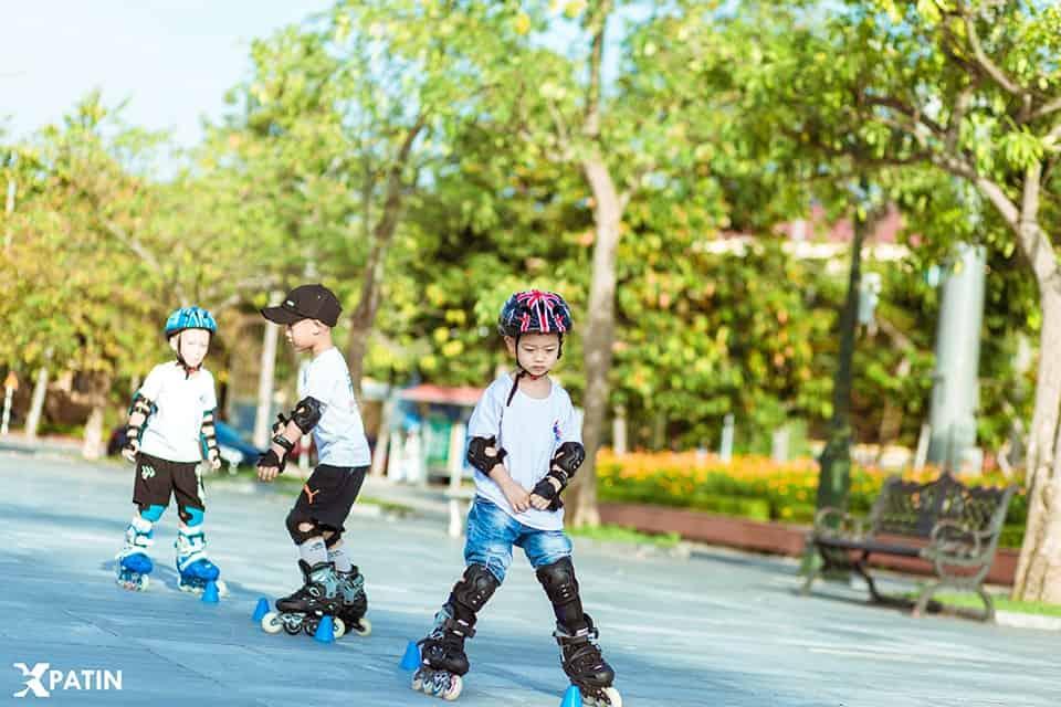 Những lưu ý khi mua giày trượt patin cho bé 6 đến 8 tuổi