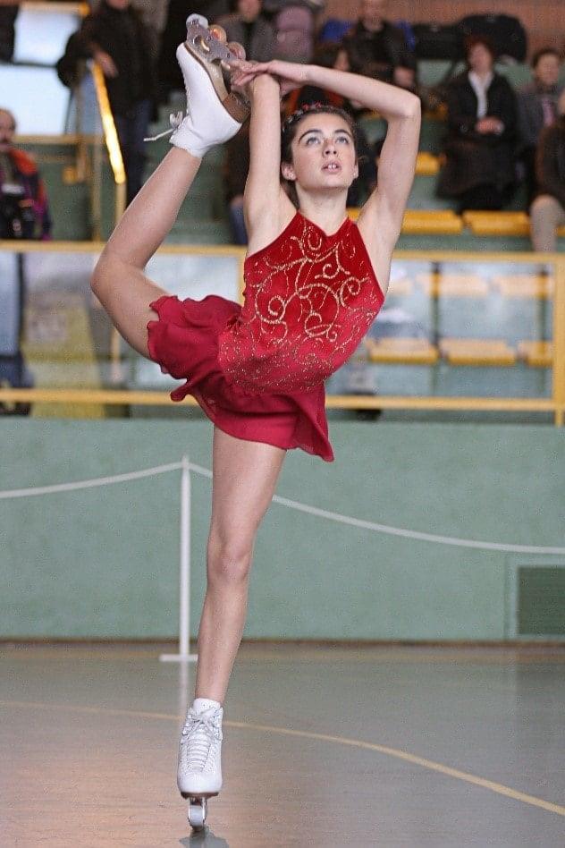 Thể loại trượt Dancing - Firgure