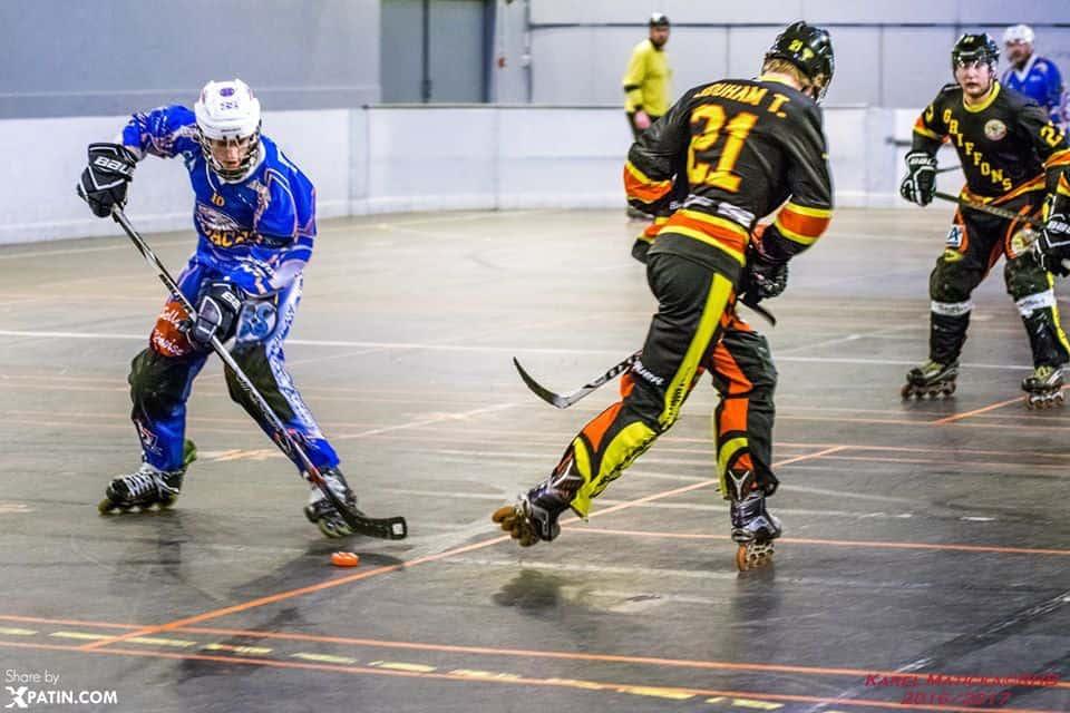 Thể loại trượt Hockey
