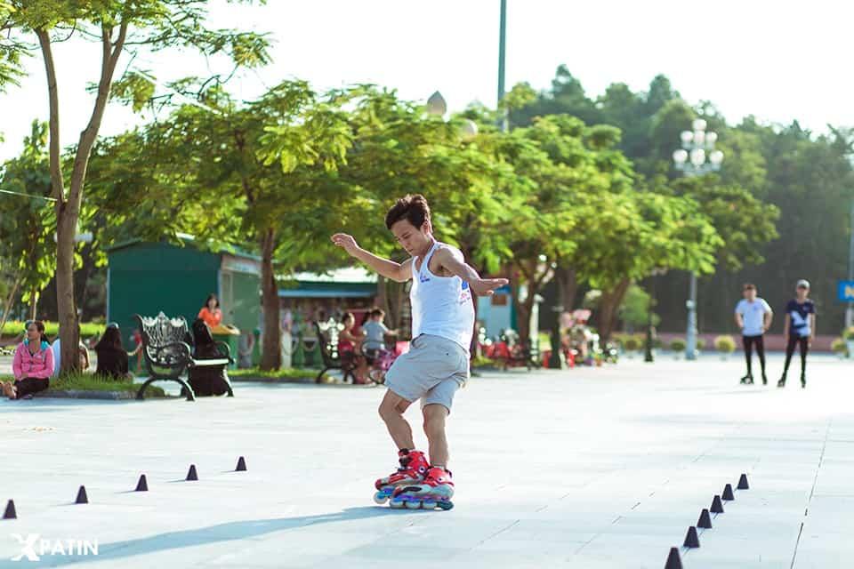 Thể loại trượt Slide
